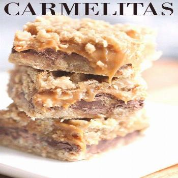 Carmelitas | Six Sisters' Stuff If you love caramel and chocolate, you will fall in love with these