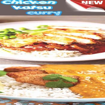 Chicken katsu curry recipe Katsu curry is super-delicious and is one of Japans most popular dishes.