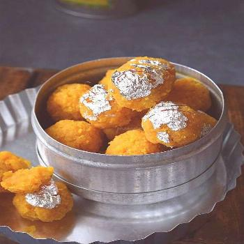 Motichoor Ladoo(No Fail - Festive Indian Sweet- better than storebought) - Savory Bites Recipes