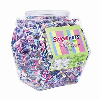 SweeTarts Candy Bulk Pack of 275 Pieces | Individually