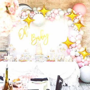 #TaggedTuesday Oh baby! From statement balloons to table decorati