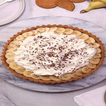 The Best Ever Banoffee Pie We are here to fill the banoffee shaped hole in your life with The Best