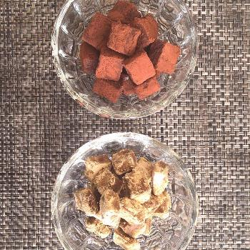 this less calorie and high protein instant truffles substitute to