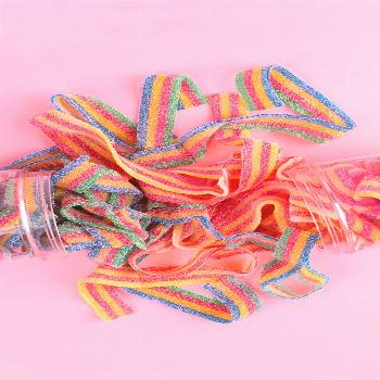 Time for....This or That Thursday! Bananaberry Sour Belts ? or Rainbow Sour Belts ??