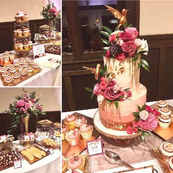 Yesterday's sweets table was phenomenal thanks to my gals at (cak