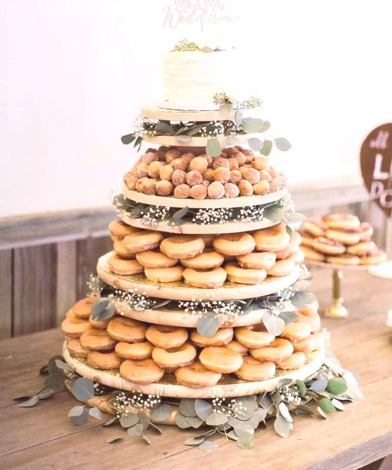 66 Super Sweet Wedding Dessert Display and Table Ideas »