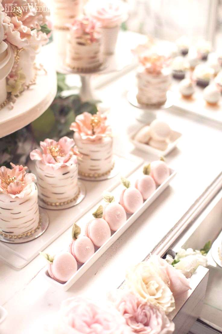 Although this secret garden wedding was supposed to take place outdoors, the luxurious celebration