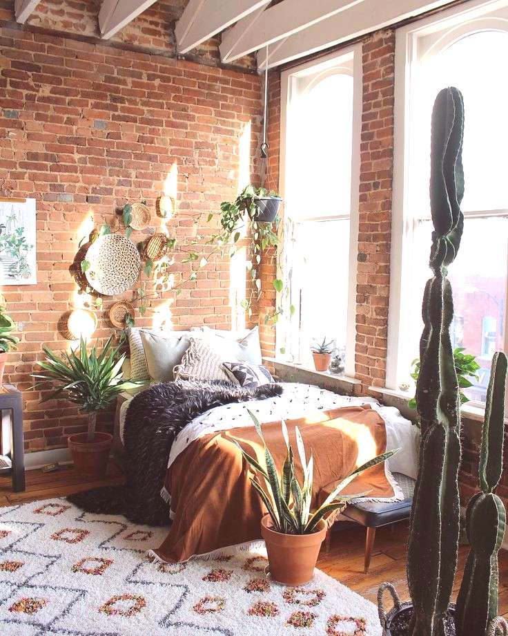 Bohemian bedroom decor has become one of the most coveted aesthetics on Pinterest and Instagram, bu