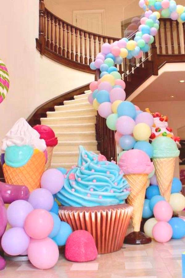 Candyland Party Decorations