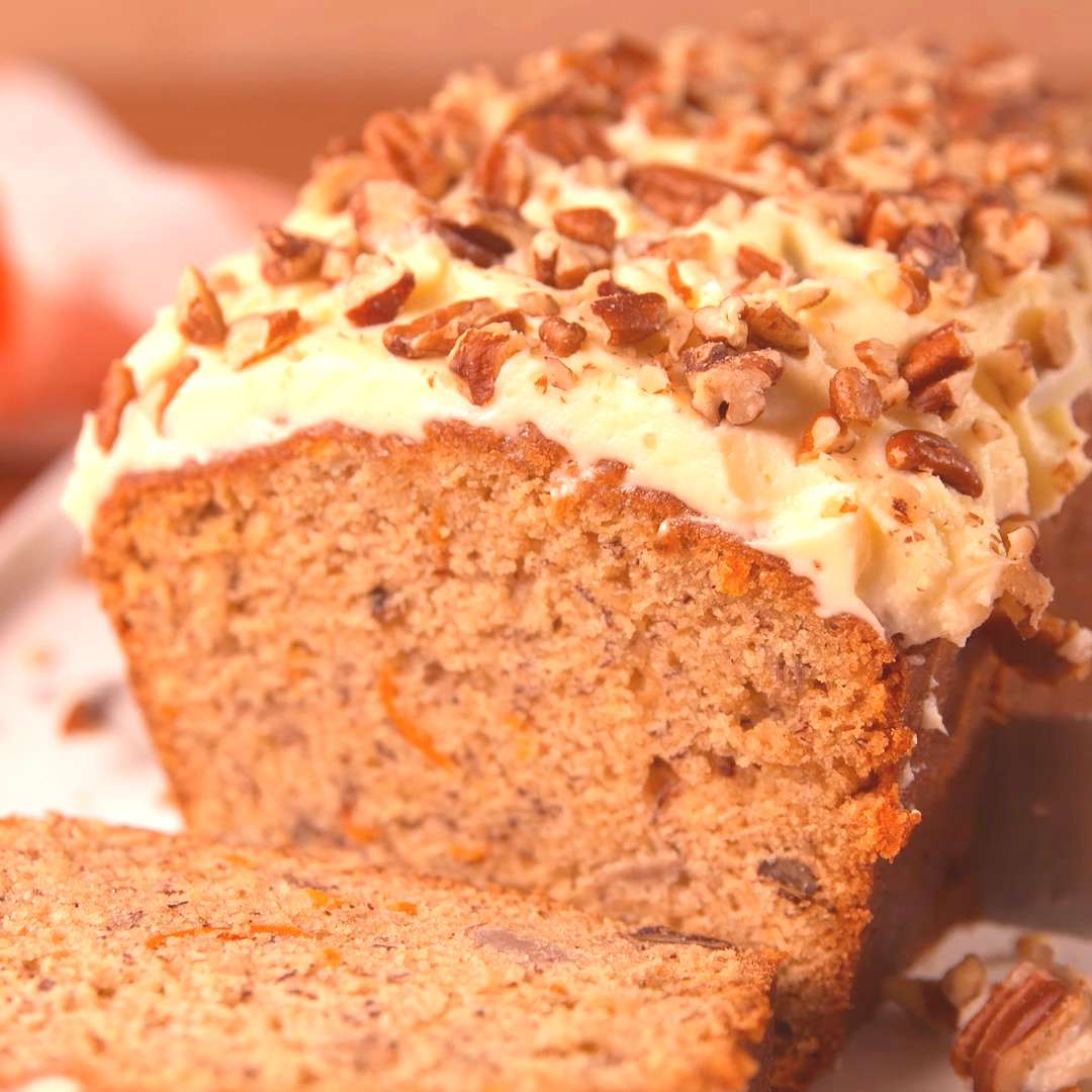 Carrot Cake Banana Bread Carrot cake banana bread is the best of both baking worlds. Get the recipe