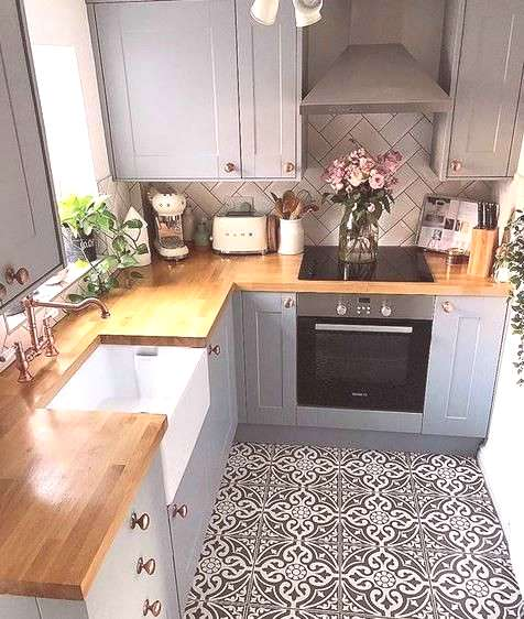 Is there a need to change your kitchen's wall colour, replace your old appliances, get yourself n