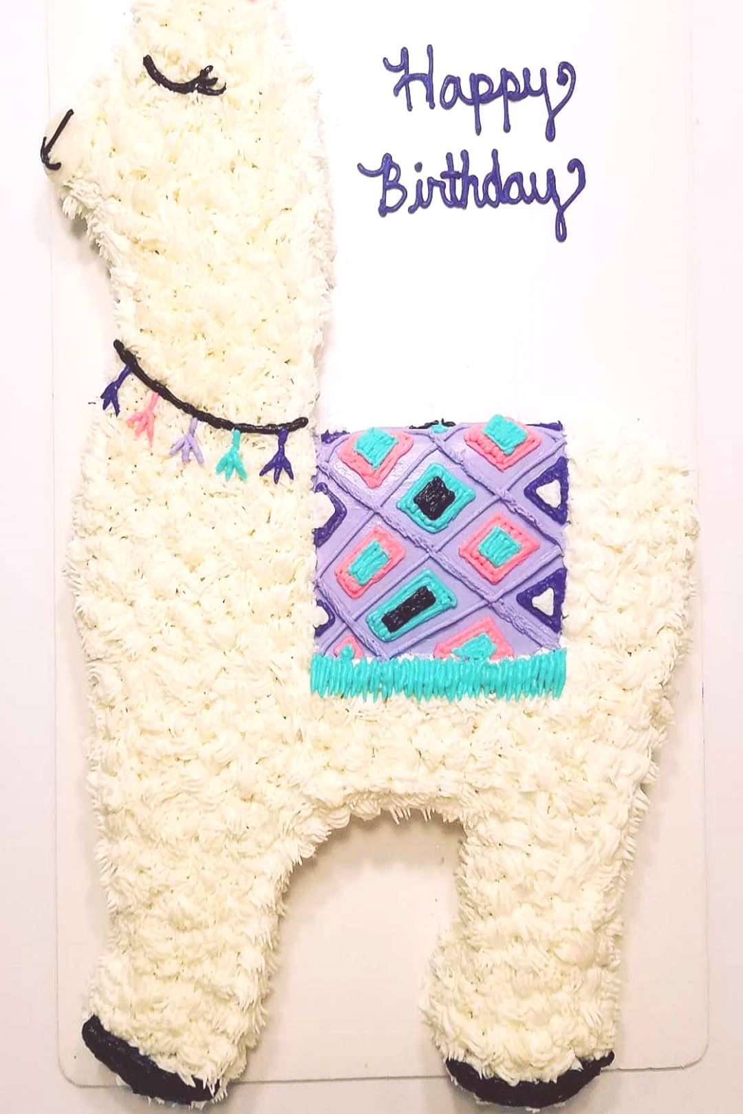 It's a Llama Party! I had so much fun working on this adorable th