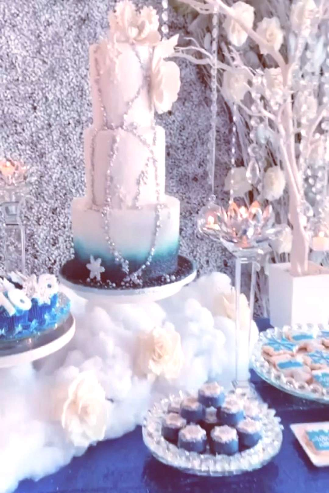 #Repost (with .sta) ... New If you love winter wonderland decor y