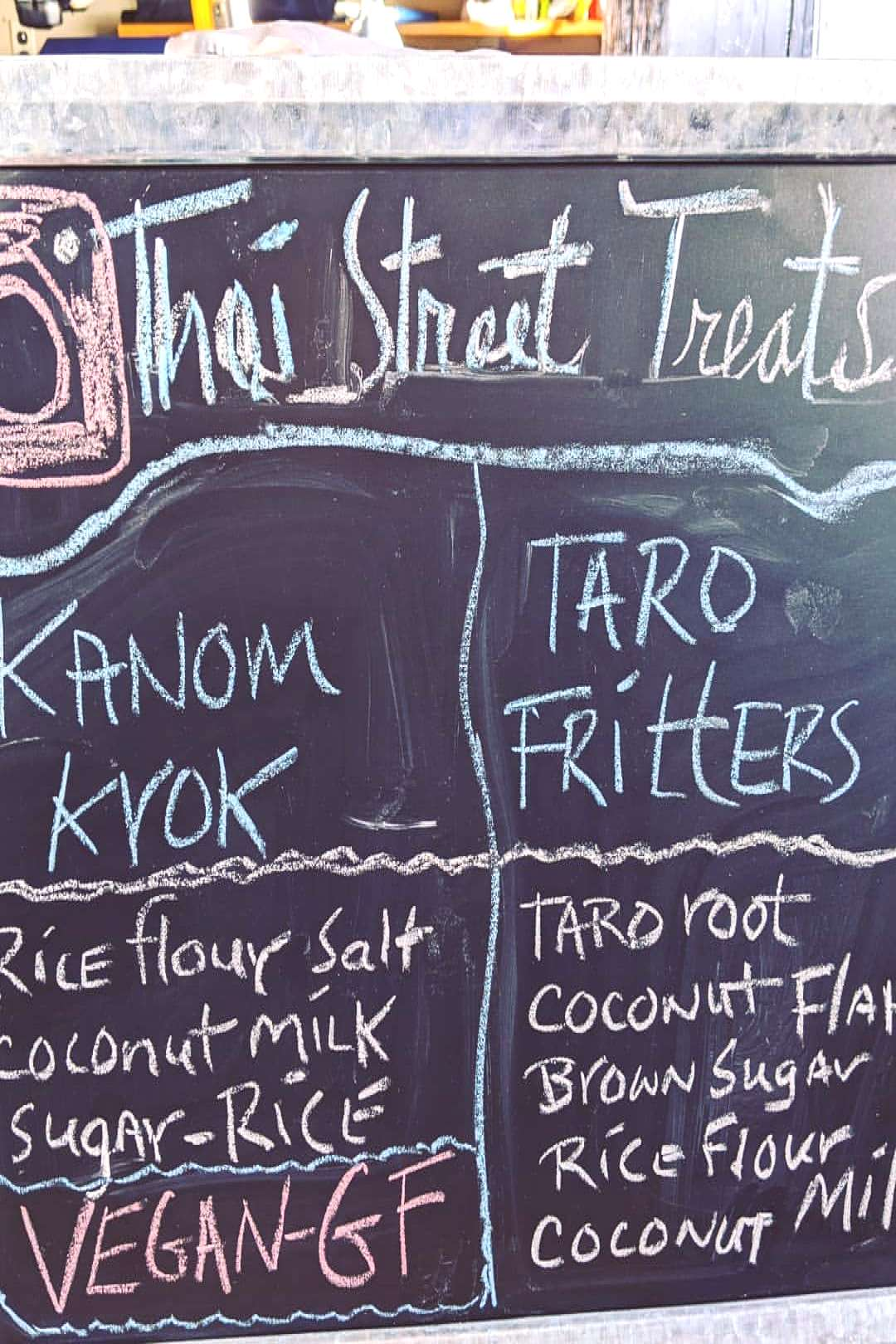 Sunday Brunch at the Berkeley Thai Temple. 10-1pm #kanomkrok#coco