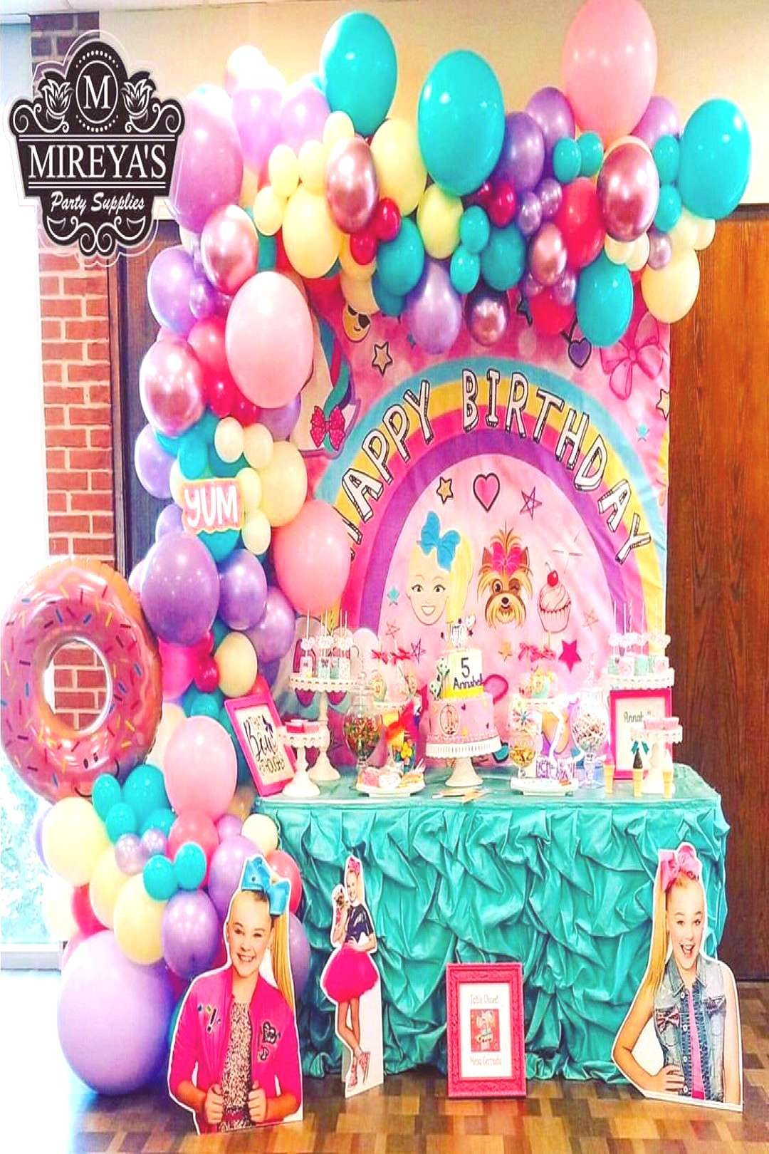#TaggedTuesday What a blast! These #kidsbirthday parties stole ou