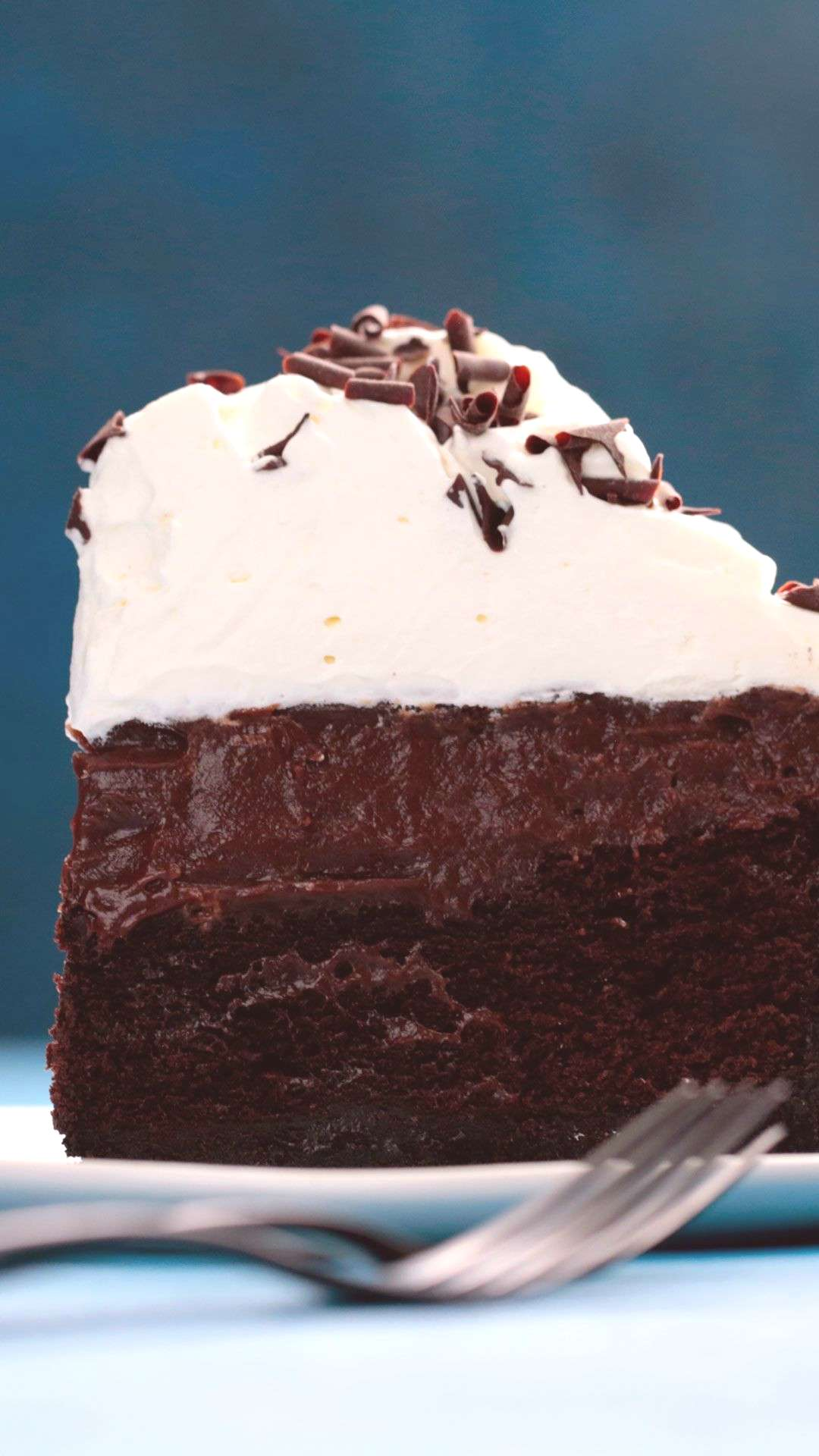Triple Decker Mississippi Mud Pie If getting dirty involves eating this mud pie, consider us filthy