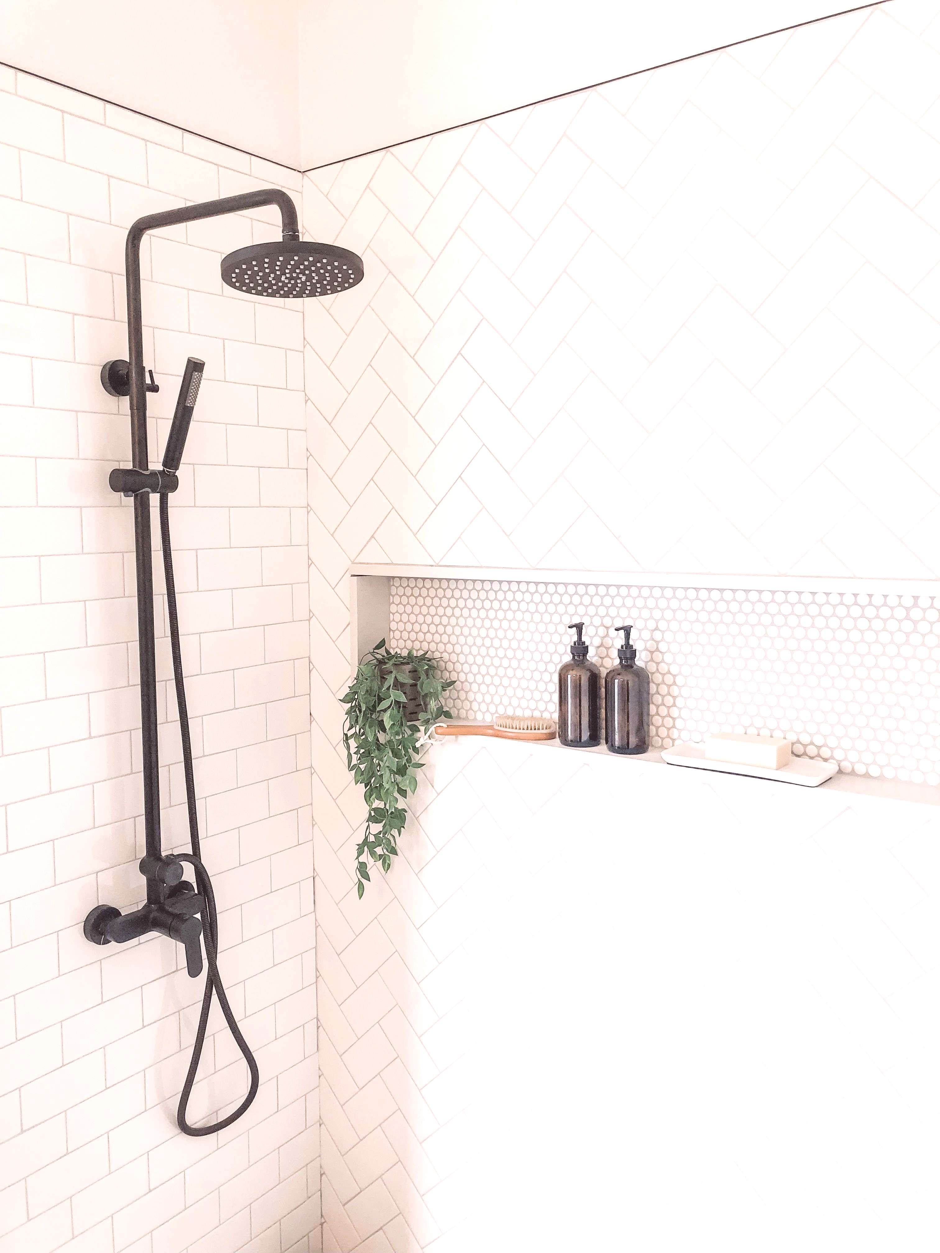Wonderful Pics Bathroom Shower tile Suggestions Keeping a rest room easy to clean might be pretty p